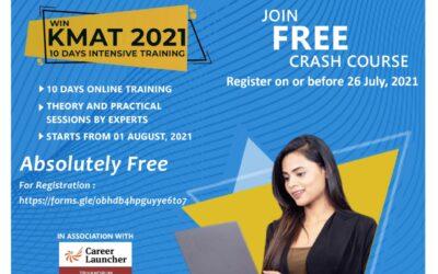 Free Crash Course 2021