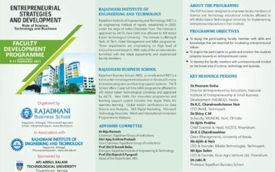 Online  KTU Sponsored Faculty Development Programme